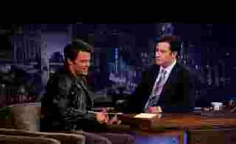 Josh Duhamel on Jimmy Kimmel Live