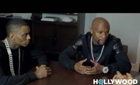 Soulja Boy, Floyd Maywether Talk Chris Brown Fight