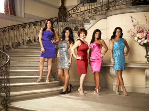 All the The Real Housewives of New Jersey