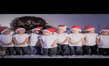 Octomom's Kids Star in Christmas Music Video