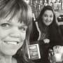 Amy Roloff with Tori