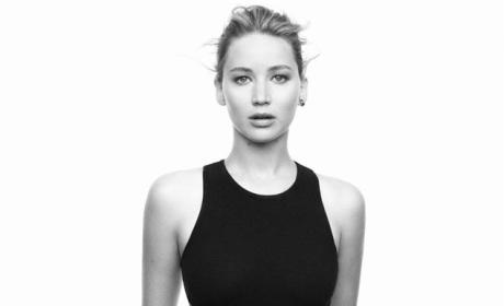 Jen Lawrence For Dior Pic