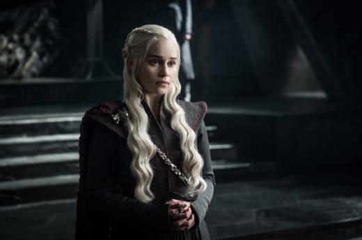 Daenerys in Westeros!