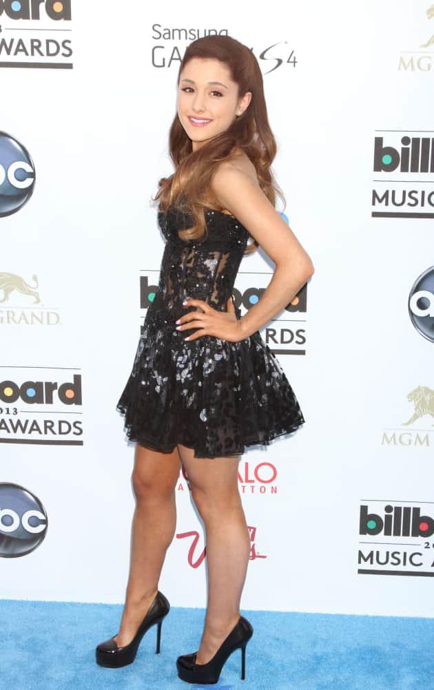 Ariana Grande at Billboard Music Awards