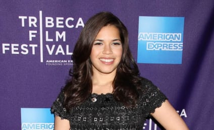 America Ferrera and Ryan Piers Williams: House Hunting!