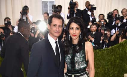 Huma Abedin (Finally!) Separates from Anthony Weiner