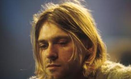 Kurt Cobain on MTV