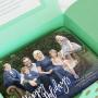 Tori Spelling Holiday Card Photo