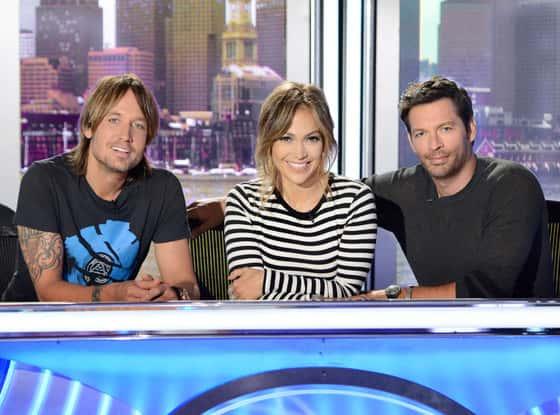 American Idol Season 13 Judges