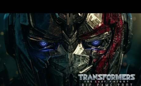 Transformers: The Last Knight Super Bowl Teaser