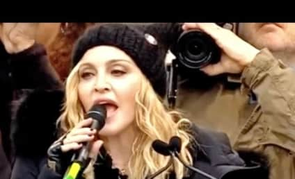 Madonna: I Want to Blow Up the White House!