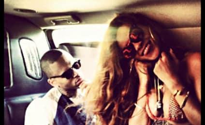 Rihanna and Chris Brown: Birthday, Bikini and Blunts in Hawaii!