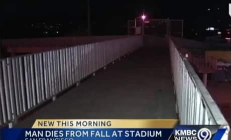 49ers Fan Dies at Opening Game