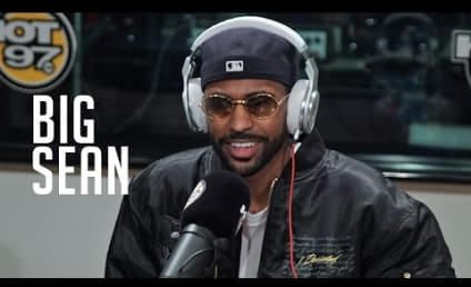 Big Sean Raps About Murdering Donald Trump: Listen Here!