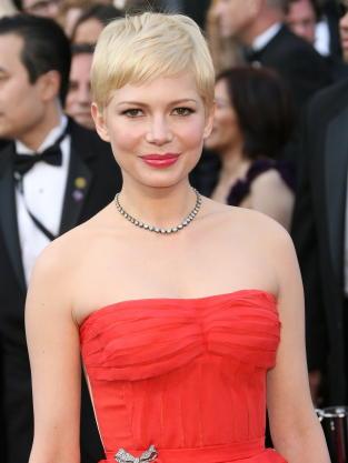 Michelle Williams Academy Awards Dress