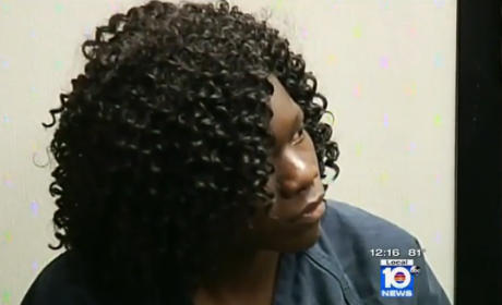 Florida Woman Arrested; Police Hear Baby in Trunk