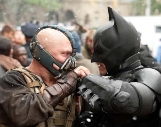 Bane vs. Batman