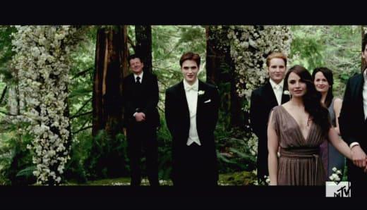 Edward on His Wedding Day