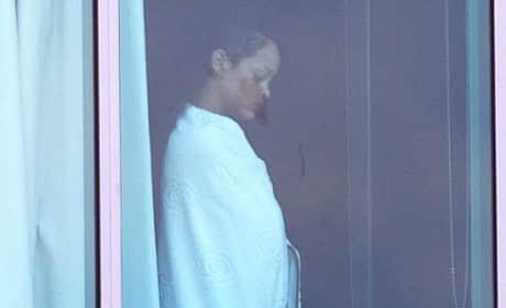 Rihanna Instagram Image