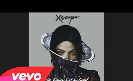 Michael Jackson - Love Never Felt So Good ft. Justin Timberlake