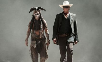 The Lone Ranger: First Trailer!