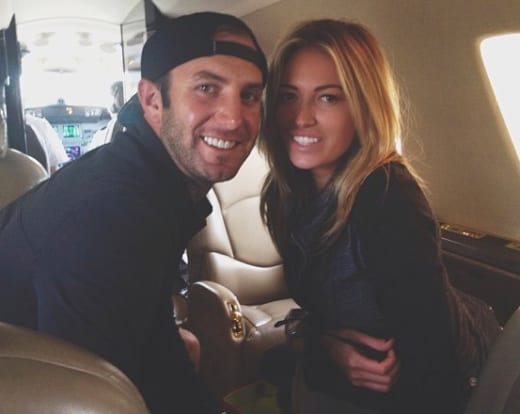 Paulina Gretzky, Dustin Johnson
