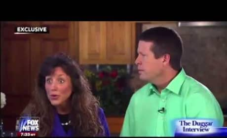Jim Bob and Michelle Duggar Interview, Part II