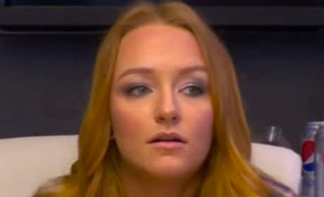 Maci Bookout in the House