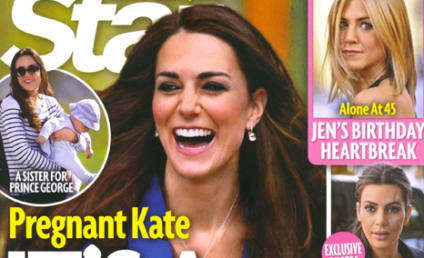 Kate Middleton: Pregnant with Baby Girl?!