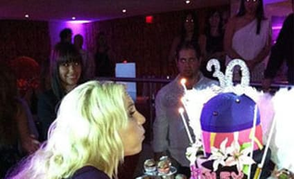 Britney Spears Celebrates Birthday, End of Tour With Family in Puerto Rico