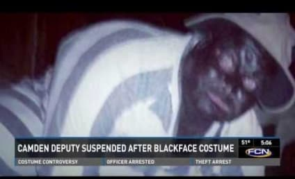 Georgia Deputy Sheriff Dresses as Cotton-Picking, Black Prison Inmate For Halloween