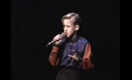 Retro Ryan Gosling: 10-Year Old Actor Sings, Dances in Talent Show