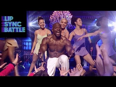 Mike Tyson Vs Terry Crews Lip Sync Battle Video The Hollywood Gossip