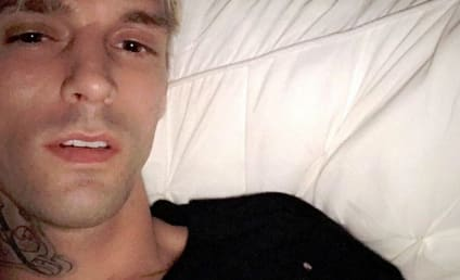 Aaron Carter FINALLY Checks into Rehab!