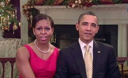 President & Mrs. Obama Thank Troops, Encourage Spirit of Giving in Holiday Address
