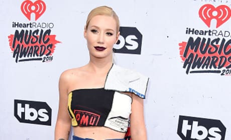 Iggy Azalea at the iHeart Radio Music Awards