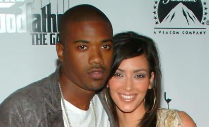 Kim Kardashian Sex Tape Flag: The Real Highlight of Glastonbury