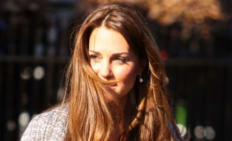 Duchess Kate Hair