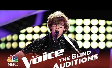 Matt McAndrew - A Thousand Years (The Voice Audition)