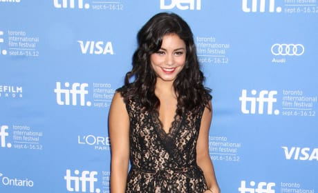 Vanessa Hudgens at Spring Breakers Premiere