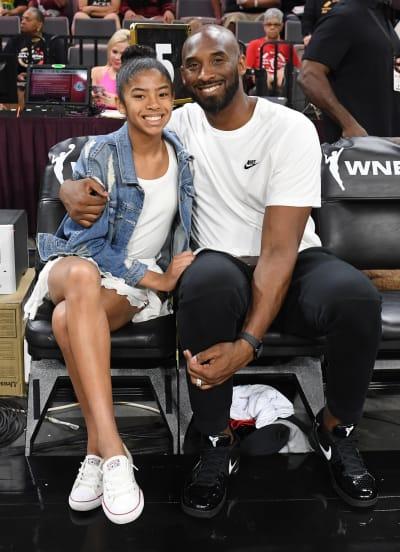 Kobe Bryant, Daughter