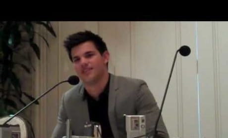 Taylor Press Conference