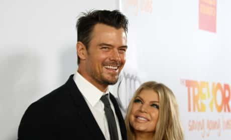 Fergie and Josh
