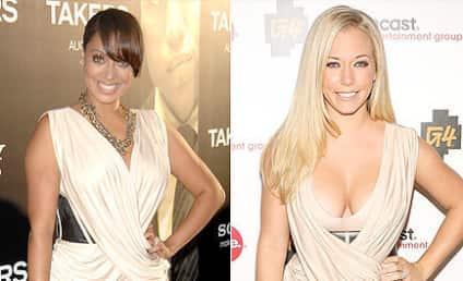 Fashion Face-Off: LaLa Vasquez vs. Kendra Wilkinson