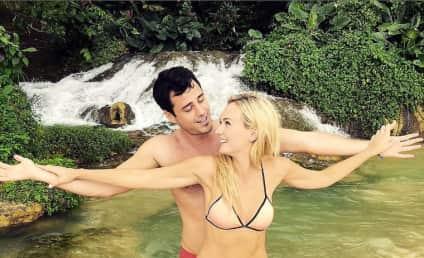 Ben Higgins and Lauren Bushnell: Showing Skin in Jamaica!