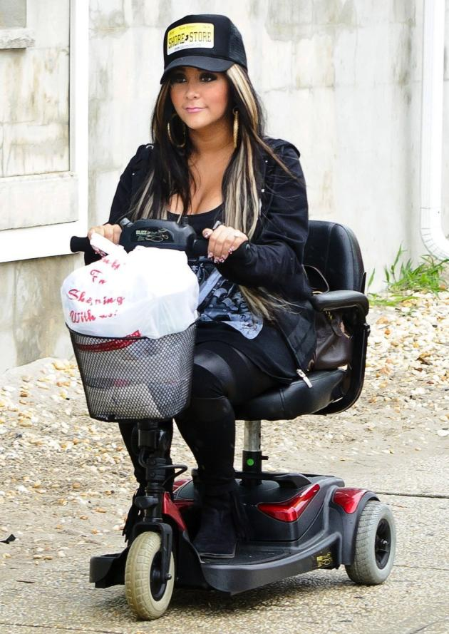 Snooki, Scooter