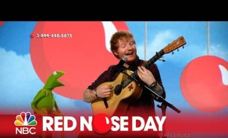 """Ed Sheeran and Kermit The Frog - """"Rainbow Connection"""""""