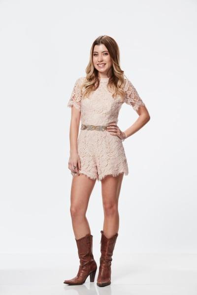 Dallas Caroline, The Voice Season 14 Contestant