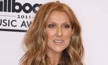 Celine Dion Leaves Dying Husband for Vegas Performance