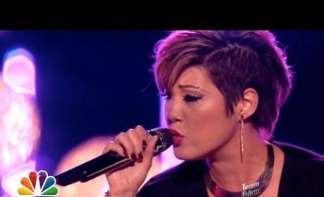 """Tessanne Chin: """"If I Were Your Woman"""" - The Voice"""
